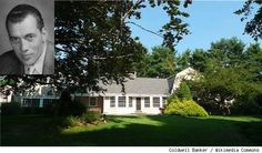 This charming country home in Connecticut once belonged to the late, great Ed Sullivan. And a band you probably heard of once swam in its pool! Get more info and see more photos here http://realestate.aol.com/blog/2012/10/05/ed-sullivans-former-country-home-in-southbury-conn/#
