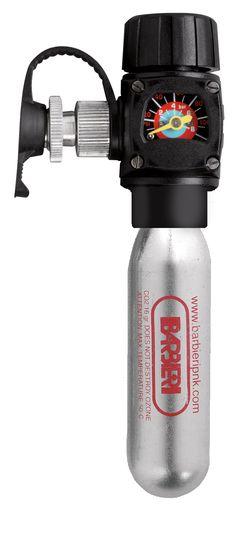 Barbieri Cartridges Inflator With Manometer