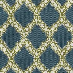 Duralee DU15767-601 AQUA/GREEN Fabric