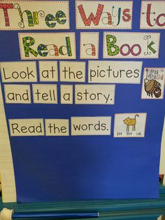 Chalk Talk: A Kindergarten Blog: The First Day of Daily Five