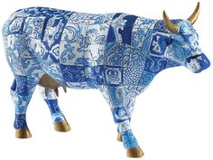 Ora Poix (Museum Edition) on Shop CowParade Mosaic Animals, Ceramic Animals, Alphonse Mucha, Coffee Cow, Skin Paint, Decoupage, Cow Parade, Cow Gifts, Cow Creamer