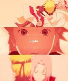 Narusaku. I must have done something right to deserve you in my life.