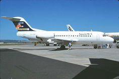 VH-FKE Ansett W.A. F28-1000 image ebay Western Australia, Australia Travel, Perth Airport, Australian Airlines, Airline Logo, Air New Zealand, Flaxseed, Flight Attendant, Airplanes