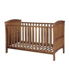 Nativa Cot Bed (Dark)