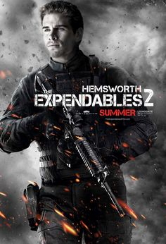 The Expendables 2: Liam Hemsworth