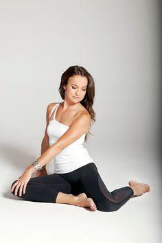 Romance One Shoulder Tank | Yoga Tops | KiraGrace