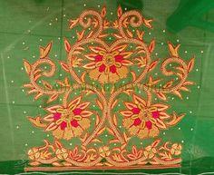 Blouse Patterns, Blouse Designs, Magam Work Blouses, Zardosi Work, Mirror Work, New Model, Stitching, Cherry, Designers
