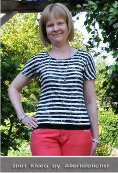 Shirt Klara by #Allerlieblichst