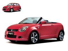 Suzuki Swift Cabriolet I WANT THIS !!!!!