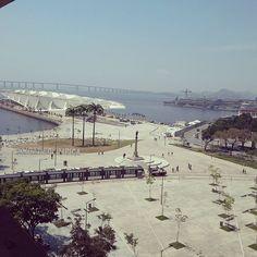 RIO DE JANEIRO | Tram - Essais ...tiré par un camion