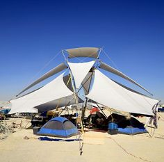Tensegrity on Pinterest | Tent, Shelters and Biology