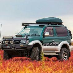 Mitsubishi Shogun, Toyota Land Cruiser Prado, Reaching Goals, Toyota 4x4, Camper Conversion, Offroad, Nissan, Motorcycles, Wheels