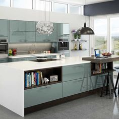 Kitchen ideas on pinterest magnets and kitchens for Kitchen ideas magnet