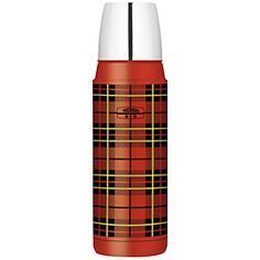 GIFTS FOR THE OUTDOORSY GIRL | Heritage Plaid Beverage Bottle 16 oz from Shop Thermos $29.99