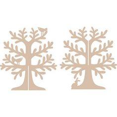 mdf árbol.-