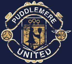 Puddlemere Unites - my team! Harry Potter Room, Harry Potter Fandom, Harry Potter Characters, Harry Potter Hogwarts, James Sirius Potter, Hogwarts Professors, Oliver Wood, Hogwarts Mystery, The Unit
