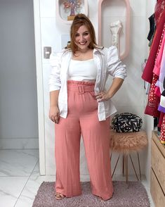 Plus Size Looks, Curvy Plus Size, Plus Size Casual, Plus Size Women, Plus Size Outfits, Fat Fashion, Curvy Women Fashion, Plus Size Fashion, Fashion Looks