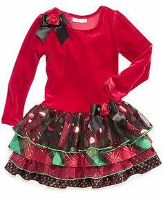 Fotos de vestidos de niñas para navidad | Ideas para el hogar ...