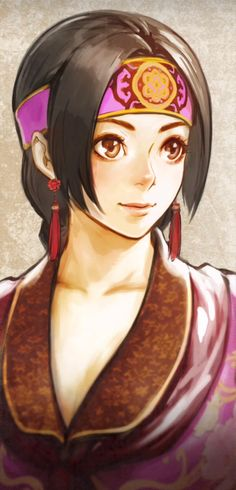 View an image titled 'Seong Mi-Na Story Portrait Art' in our Soulcalibur VI art gallery featuring official character designs, concept art, and promo pictures. Game Character Design, Fantasy Character Design, Character Concept, Character Art, Concept Art, Samurai, Soul Calibur, Character Portraits, Manga