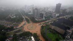 Facebook Akan Beraksi Karena Jakarta Diramalkan Akan Tenggelam