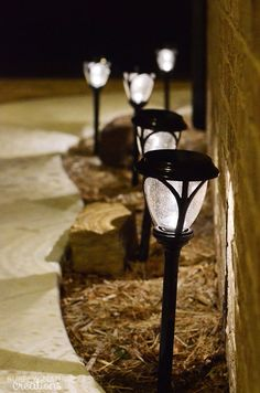 Outdoor Lighting for Nighttime Curb Appeal
