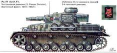 Средний танк PzKpfw IV