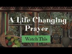 A Powerful Life Changing Prayer Prayer Watches, Whale Video, Shadow Of The Almighty, Way To Heaven, Jesus Birthday, Christian Videos, Mothers Day Quotes, One Liner, Set You Free