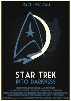 Star Trek Into Darkness Poster by W0op-W0op.deviantart.com on @deviantART