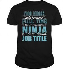 FOOD RUNNER Ninja T-Shirt #tee #style. GET YOURS => https://www.sunfrog.com/LifeStyle/FOOD-RUNNER-Ninja-T-Shirt-Black-Guys.html?id=60505