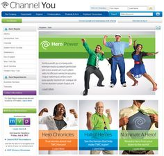 Customer Story - Dashboard example | Intranet Homepage Examples ...