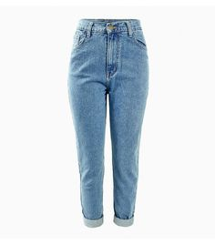 Classic Country Western High Waist Blue Jeans