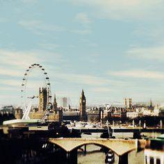Sherlock's London.