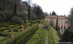 Giardini di Villa Spada, Bologna, Italia