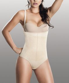 4de922cc3a Mandy Shapewear Nude Under-Bust Convertible Shaper Bodysuit - Women   Plus