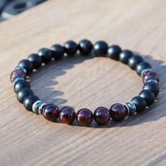 Men's Root First Chakra Bracelet