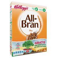 Kellogg's All-bran plus (Bevat tarwe)