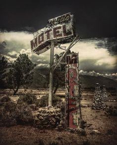 Abandoned #BoulderInn