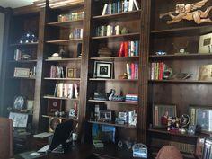 Bookshelf Built By Adams Fine Furniture In Denver