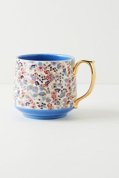Slide View: 1: Liberty for Anthropologie Mug