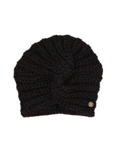 Mini Turban Batu - Black