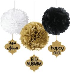 Eid Medallion Danglers