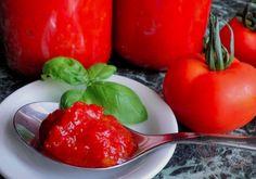 Recept Pikantní rajčatovo-papriková omáčka ,,ADŽIKA,,