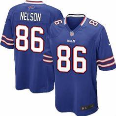David Nelson Jersey Buffalo Bills #86 Youth Blue Limited Jersey Nike NFL Jersey Sale nfl jersey in australia