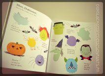 Livre jeunesse - Activités pour les petits Halloween - Editions Usborne