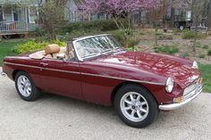 1971 MGB Maintenance of old vehicles: the material for new cogs/casters/gears…