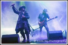 18/12/2013 - Fields Of The Nephilim at Brixton Academy, London