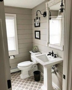 Bathroom decor for your master bathroom renovation. Learn master bathroom organization, bathroom decor a few ideas, bathroom tile tips, master bathroom paint colors, and much more. Diy Bathroom Decor, Bathroom Styling, Bathroom Storage, Bathroom Interior, Bathroom Designs, Bathroom Organization, Bathroom Cabinets, Bathroom Mirrors, Budget Bathroom
