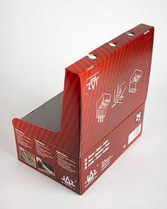 Graficas Ilba, packaging - Trabajos - Fondo automático - Jaz