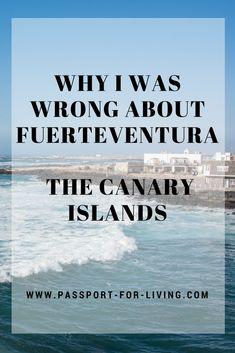 Travel Europe Cheap, European Travel, Poland Travel, Spain Travel, Canary Islands Fuerteventura, Student Travel, I Was Wrong, Beach Trip, Travel Inspiration