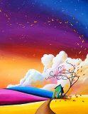 Autumn Skies III - Cindy Thornton